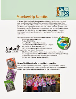 Nature Clubs for Schools