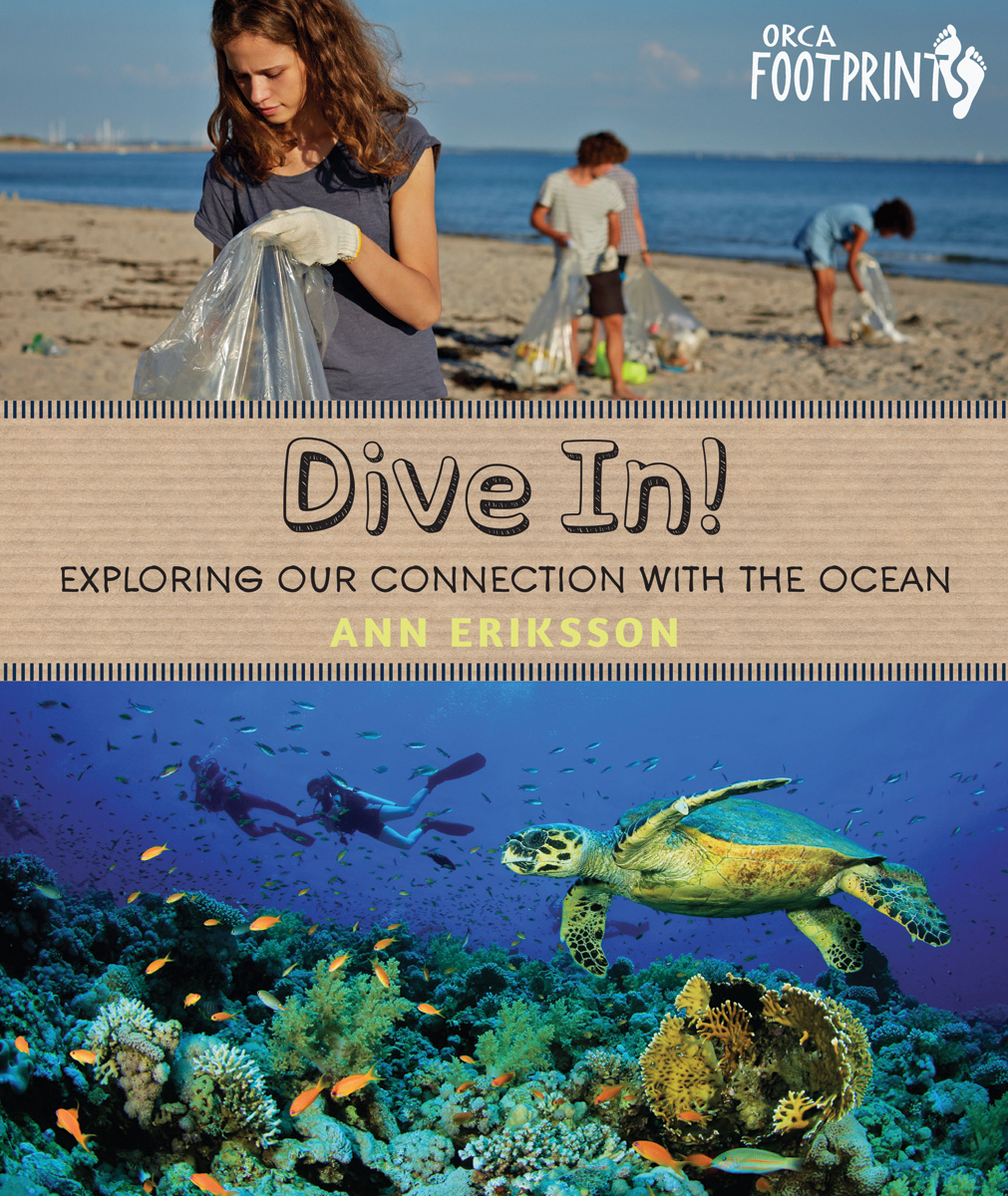 Book review and draw: Dive in! Exploring our connection with the ocean